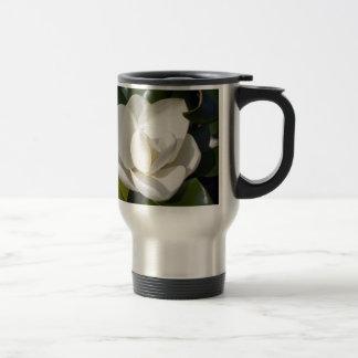 Magnolia Bloom Travel Mug