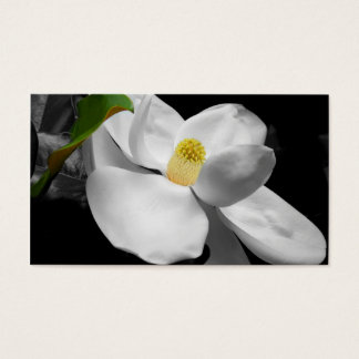 Magnolia Blossom Business Card