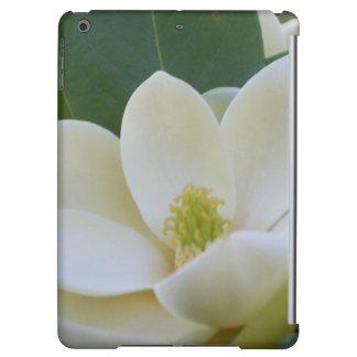 Magnolia Blossom Garden Flowers Nature iPad Case