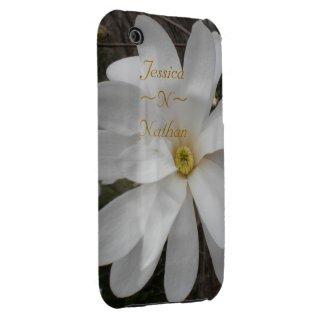 Magnolia Blossom iPhone 4 case *personalize* casemate_case