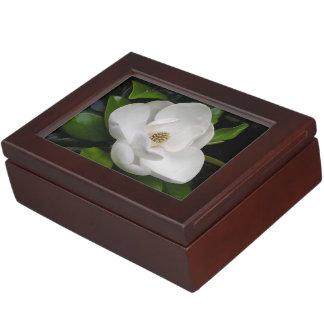 Magnolia Blossom Keepsake Box