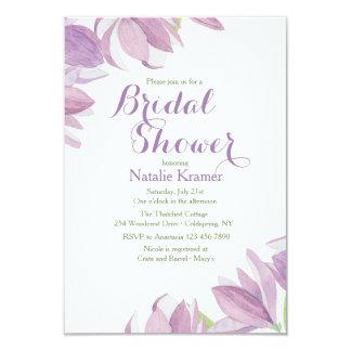 Magnolia Blossoms Invitation