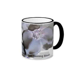 Magnolia Blues Morning Coffee Mugs