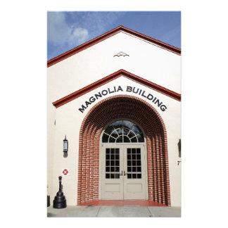 Magnolia Building Stationery
