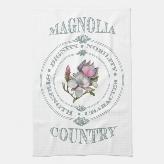 Magnolia Country Kitchen Towel