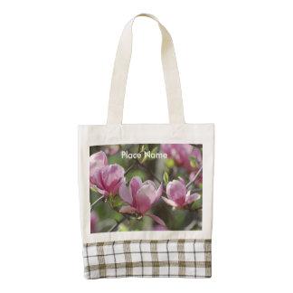 Magnolia de Luisiana Bolsa Tote Zazzle HEART