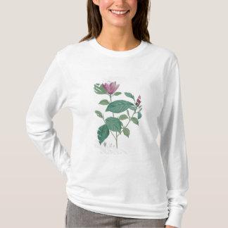 Magnolia discolor, engraved by Legrand (colour lit T-Shirt