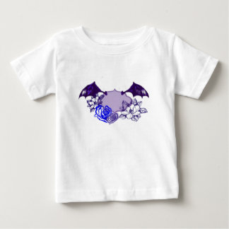 magnolia dragon wings.png baby T-Shirt