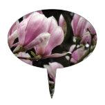 Magnolia Flower Decoración Para Tarta