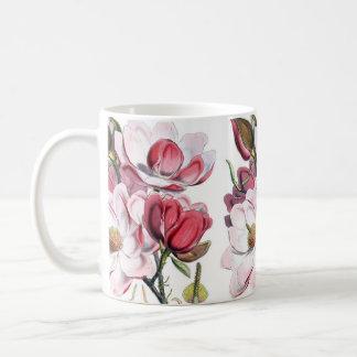 Magnolia Flowers Coffee Mug