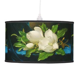 Magnolia Flowers Lamp