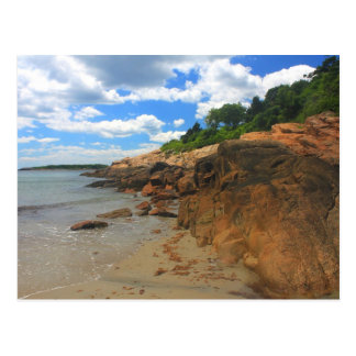 Magnolia Gray Beach Manchester by the Sea Post Card