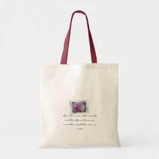 Magnolia, Grocery Bag