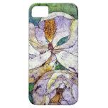 Magnolia in blue.jpg iPhone 5 covers