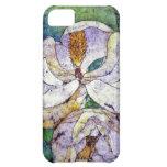 Magnolia in blue.jpg iPhone 5C cover