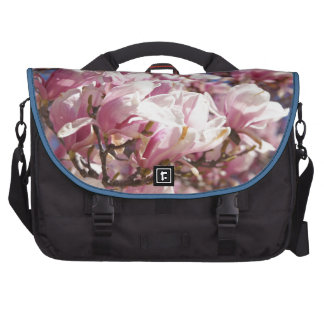 Magnolia japonesa bolsas para portatil
