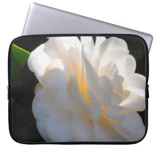 Magnolia Light Laptop Sleeve