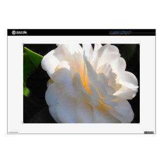 "Magnolia Light Skin Decals For 15"" Laptops"
