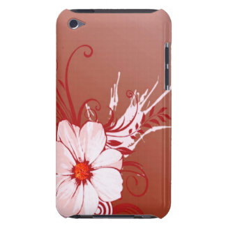 Magnolia lower iPod touch Case-Mate case