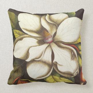 magnolia moderna del vintage cojines