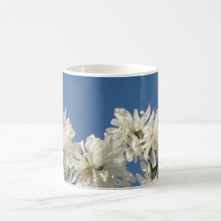 Magnolia Morphing Mug