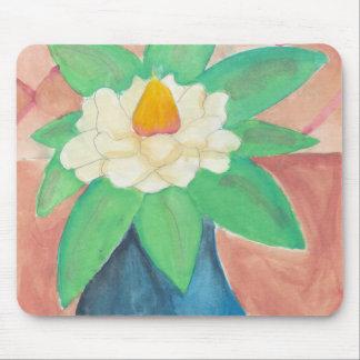 magnolia mouse pad