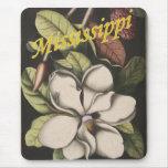 Magnolia Mousepad de Mississippi Alfombrilla De Raton