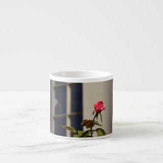 Magnolia Rose Espresso Cup