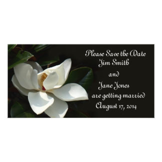 Magnolia Save the Date Card