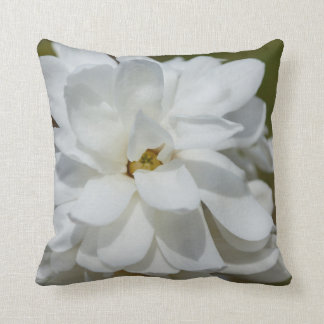 Magnolia sedosa cojín decorativo