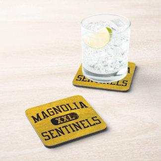 Magnolia Sentinels Athletics Drink Coaster