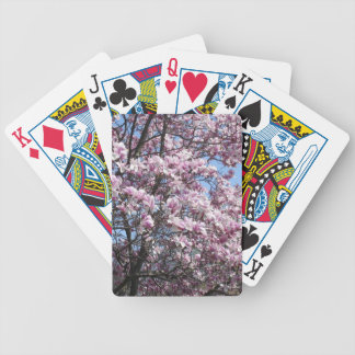 Magnolia Sky Bicycle Playing Cards