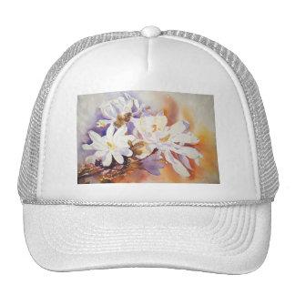 Magnolia Stellata Trucker Hat