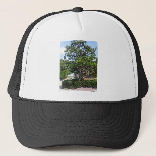 Magnolia Tree Trucker Hat