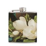 Magnolias gigantes, Heade, flores del Victorian
