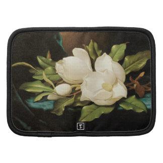 Magnolias gigantes, Heade, flores del Victorian Organizadores