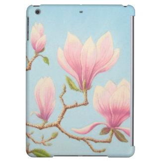Magnolias in Bloom, Wisley Gardens iPad Air Case