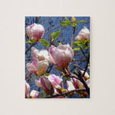 Magnolias Jigsaw Puzzle
