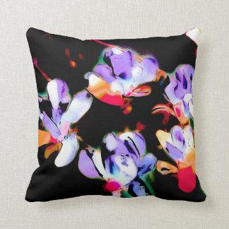 Magnolias, pillow
