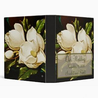 """Magnolias que casan el álbum del planificador o de carpeta 1"""""""