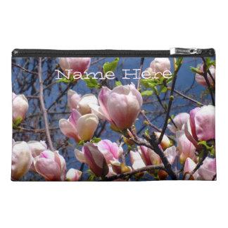 Magnolias Travel Accessories Bag