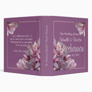 Magnolias Wedding Album Binders