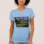Magnolias y Forsythias Camiseta