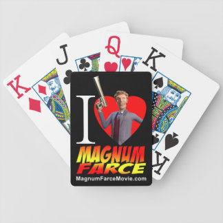 Magnum Farce Playing Cards