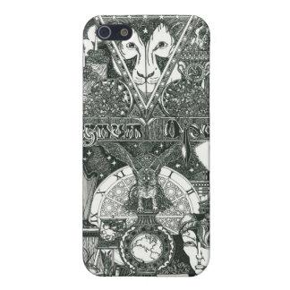 """""""Magnum Opus"""" iPhone 5/5S Case"""