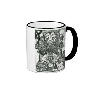 """Magnum Opus"" Ringer Mug"