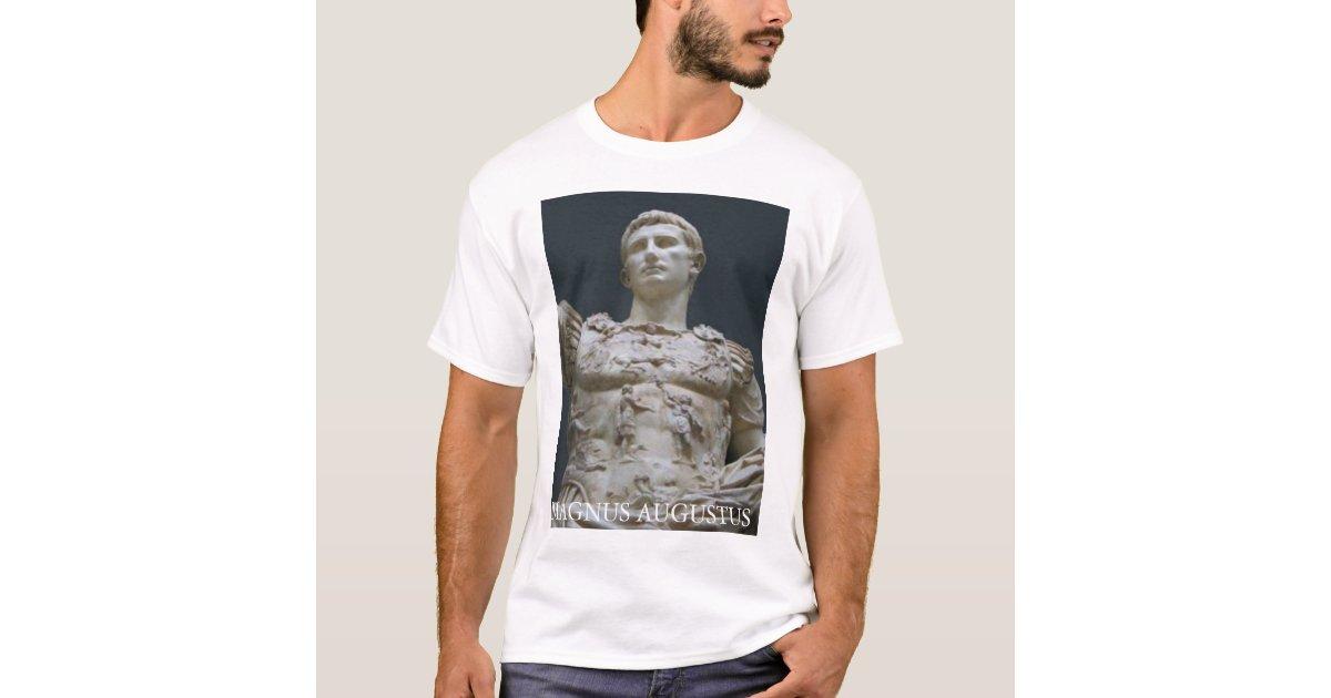 Magnus Augustus T Shirt Zazzle