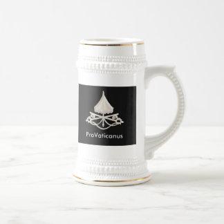 Magnus Sinus ProVaticanus 18 Oz Beer Stein