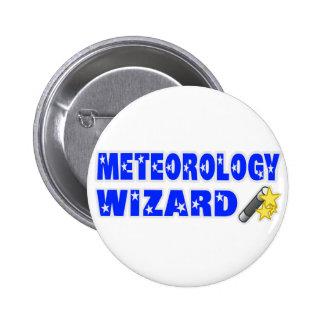 Mago de la meteorología pins