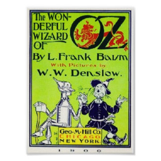 Mago de Oz maravilloso Posters